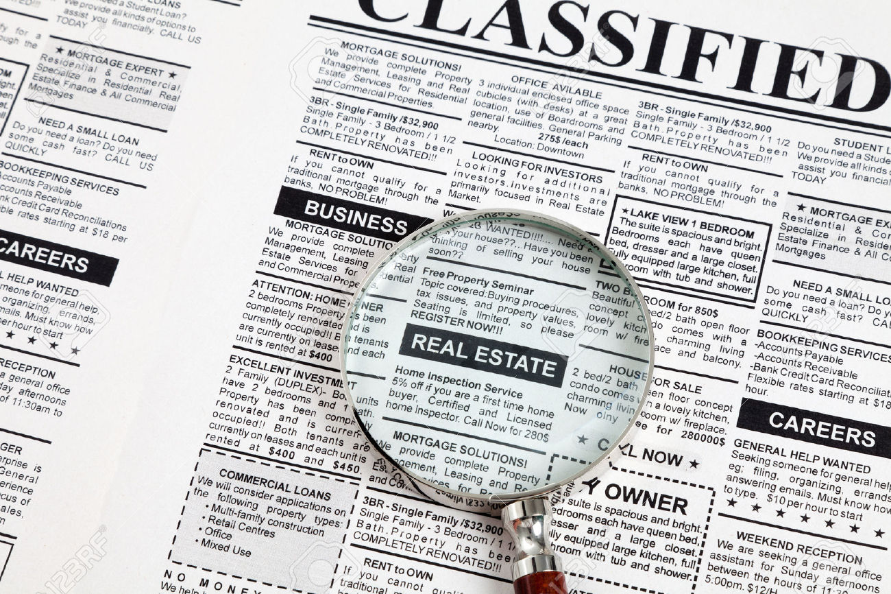 How to Compose Efficient Classified Advertisements