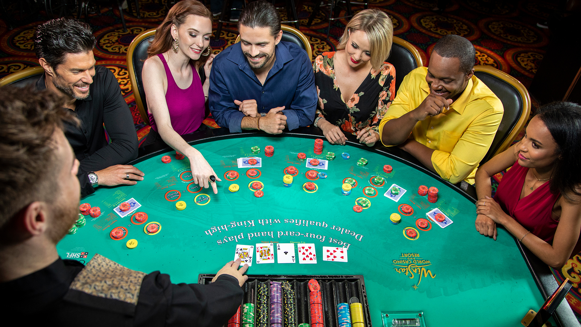 How Poker Athletes Can Gain From Having a Poker Train