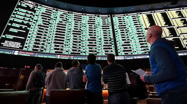 Uncommon Sports Betting Design