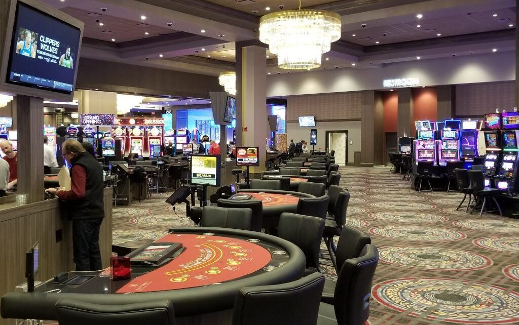What Can You Do To Conserve Your Casino Poker From Devastation By Social Network?