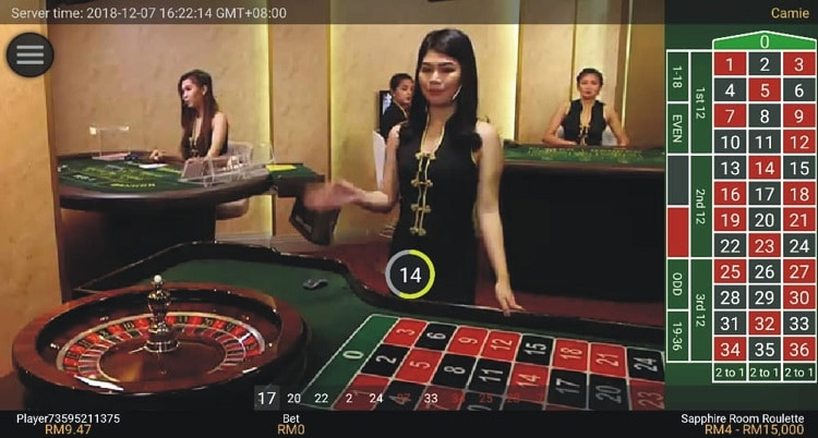 Online Baccarat For Actual Cash