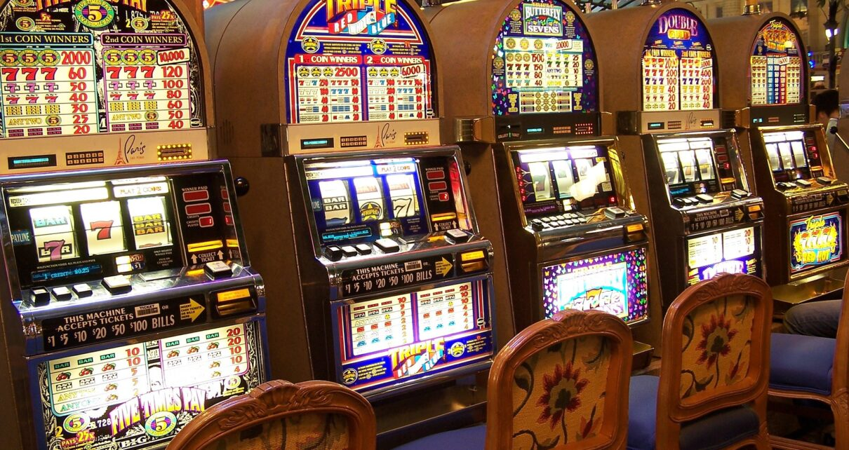 Four Methods To Create Your Slot Simpler
