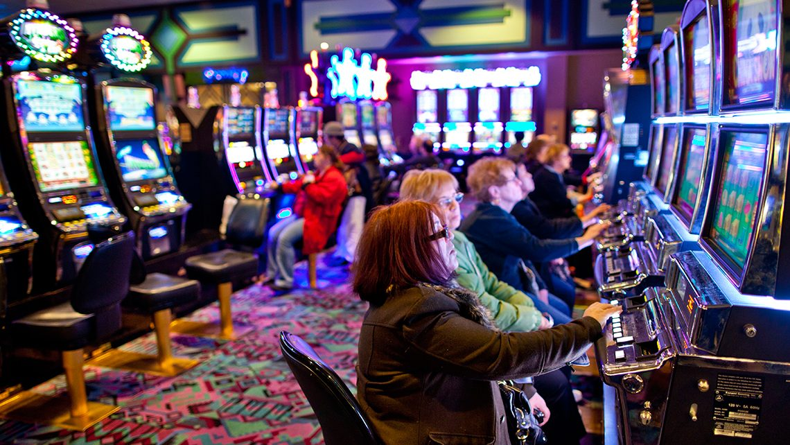 The 7 Most Profitable Casino Firms In Area