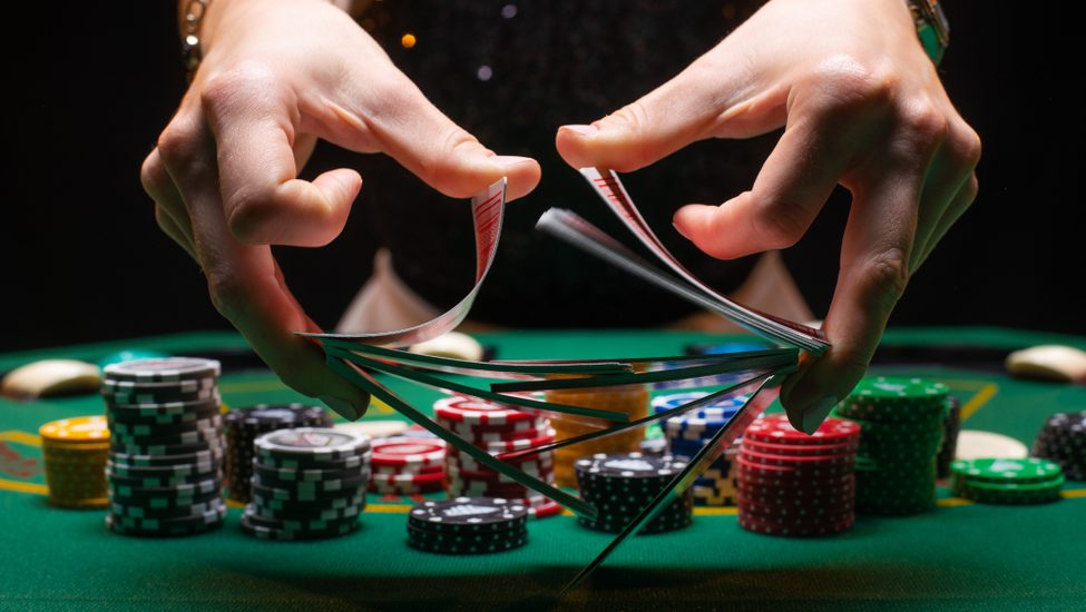 Five Tales You Didn't Find Out About Casino